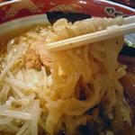 栄華軒 - 手打ち麺