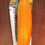 87510900 - 見た目普通のコッペパン