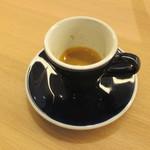 フロレスタ カフェ - エスプレッソ