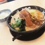 味噌ノ頂 - 料理写真:濃厚味噌ラーメン