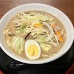 大牟田天然温泉 最高の湯 食事処 - 料理写真:ちゃんぽん  850円‥‥