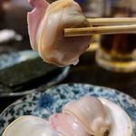 大衆料理 川治 - ハマグリ酒蒸し