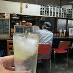 花生食堂 - ドリンク写真: