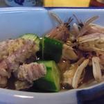 赤兎馬 - シャコエビ酢の物