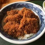 志多美屋本店 - 料理写真:桐生名物ソースカツ丼