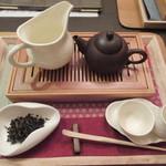 凰茶堂 - ドリンク写真:【特選東方美人茶 690円】