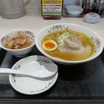 餃子の王将 - 日本ラーメン(691円)