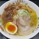 餃子の王将 - 日本ラーメンのアップ