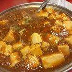 台湾料理味味臻 - 料理写真:麻婆豆腐740円