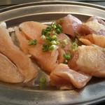お好み焼肉道とん堀 - 四回戦は、鶏ささみ・鶏もも