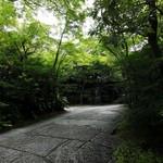 THE SODOH HIGASHIYAMA KYOTO - アプローチ