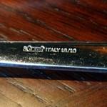 THE SODOH HIGASHIYAMA KYOTO - イタリア製カトラリー