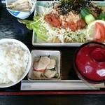 鹿の子 - 料理写真: