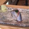 Sushi Sho - 料理写真:あじ