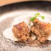 SHINBASHI - 料理写真:肉汁溢れる本格ハンバーグ!!!
