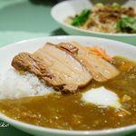 87527006 - 豚の角煮カレー1200円