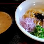 全力 - 別の日の濃厚つけ麺