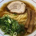 金久右衛門 - 料理写真:金醤油ラーメン