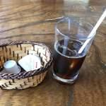 鮒彦総本舗 - ランチ アイスコーヒー付き