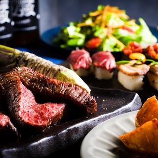 渋谷で歓送迎会に最適!コスパ抜群の肉とビールのコースプラン!