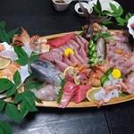 食遊館いぶき - 料理写真: