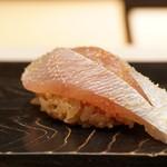 鮨 とかみ - 春子鯛