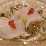 鮨 とかみ - 鮎魚女とじゅん菜