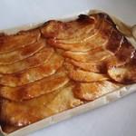 バッケンバルト - 料理写真:アップルパイ