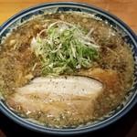 麺屋 八海山 - 料理写真:煮干しそば(¥800)