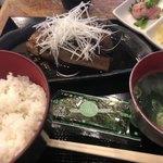 87535036 - 煮魚定食