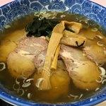 中華いちむら - 料理写真:チャーシュー麺 890円。