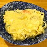 いなせや - 「ポテトサラダ」(150円)。