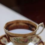 レストラン ペタル ドゥ サクラ - 食後の紅茶