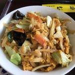 中華レストラン 紅華 - ミニ紅華丼