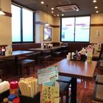 丸亀製麺 - 内観