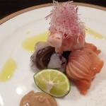 魚会 - 前菜