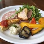 ペルアデッソ九州 - ◆前菜盛り合わせ