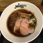 らーめんstyle JUNK STORY - 料理写真:生醤油そば800円