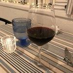 サルデーニャ料理とワイン greco - 店内もなかなかオシャレでしょ