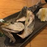 魚真 - 伊佐木塩焼