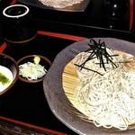 渡邊 - [料理] そば三昧 セット全景♪w