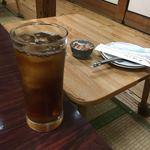 まりや - ウーロン茶