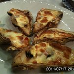 アンドラ - 牡蠣のカークパドリック 800円
