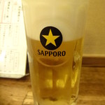 かごっま屋台 火の玉ボーイ - 生ビール