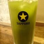 かごっま屋台 火の玉ボーイ - 鹿児島緑茶