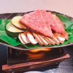 87540770 - 朴葉味噌焼き定食