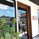ダイニングカフェ&ワイン Grimpeur - 外観