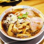 サバ6製麺所 - サバ醤油そば