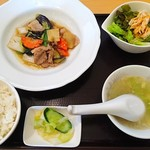 modern style china 満寿園 - 料理写真: