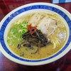 拉麺 空海 - 料理写真:「白豚骨ラーメン」(580円)。